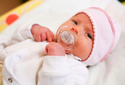 2 недельный ребенок