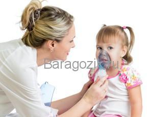 Список лекарств для лечения небулайзером детей