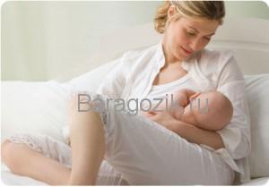 Ребёнок кусает грудь при кормлении