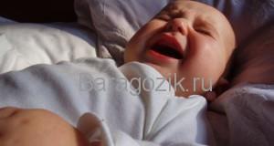 Ребёнок 6 месяцев плохо спит