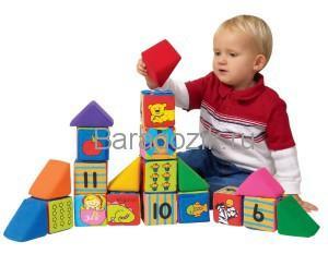 Лучшие развивающие игры для детей 2 лет