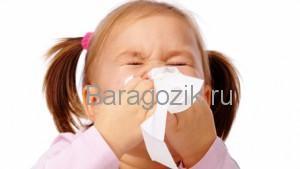 Средства от насморка у ребенка