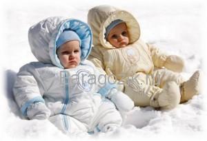 Как одевать ребенка до года по погоде правильно