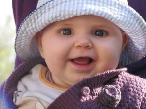 Малышка в панаме