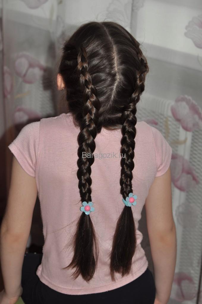 косы навыворот 4
