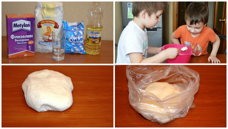 Поделки из соленого теста. Популярные идеи для детей