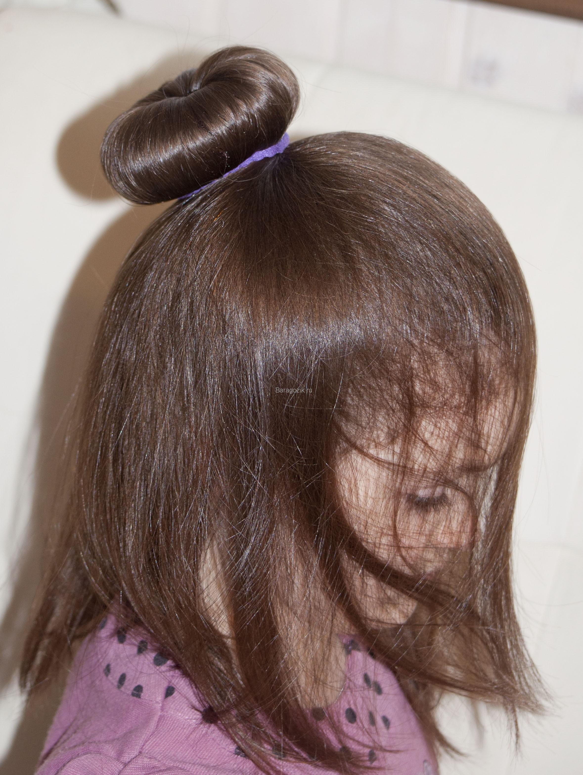 Прически для поредевших волос