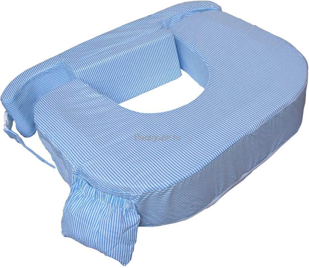 Pillows for baby feeding: types, application, review of the best models, selection rules, reviews
