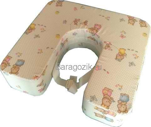 подушка для кормления двойни 1