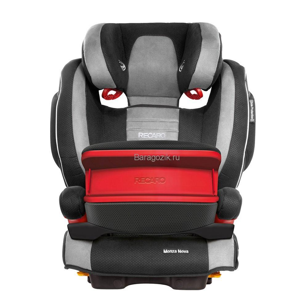автокресла группы 1/2/3 RECARO Monza Nova IS Seatfix