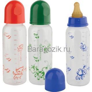 бутылочка для кормления классическая