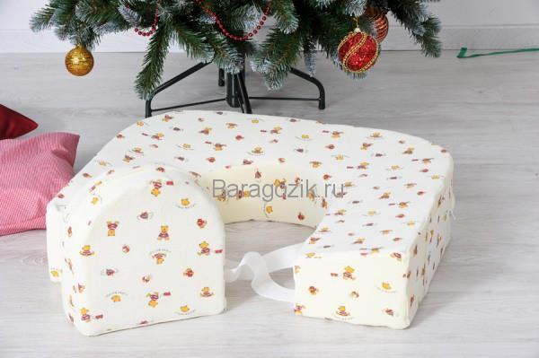 подушка для кормящих мам milk rivers
