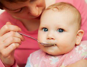 каши для детского питания