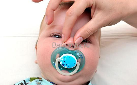 Затрудненное дыхание у новорожденного