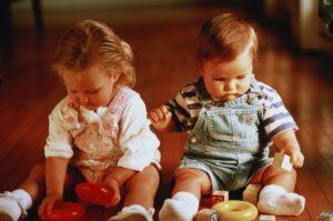 игры на двоих детей до 5 лет