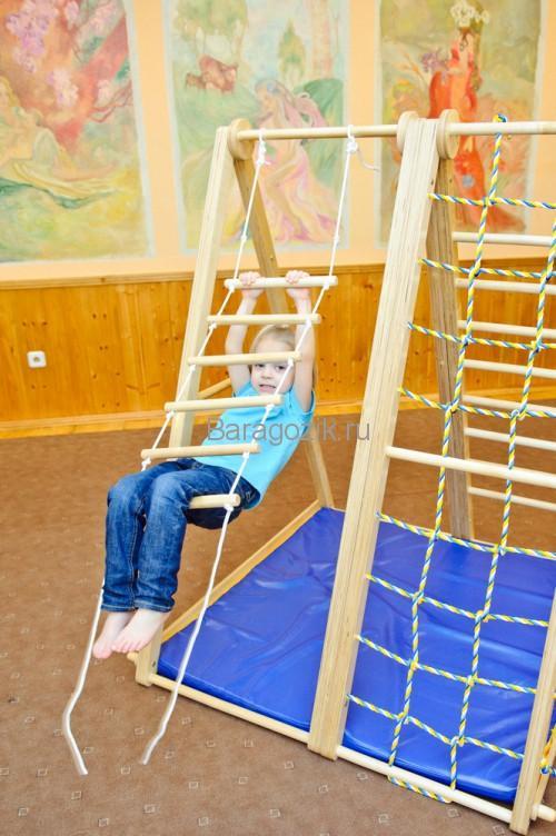 Детский спортивный комплекс Березка