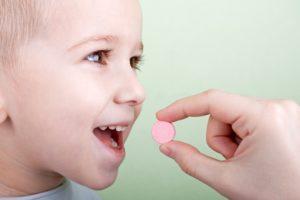 Витамины детям