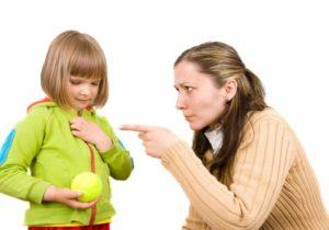 что нужно запрещать ребенку