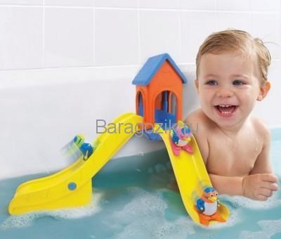каскад для ванной