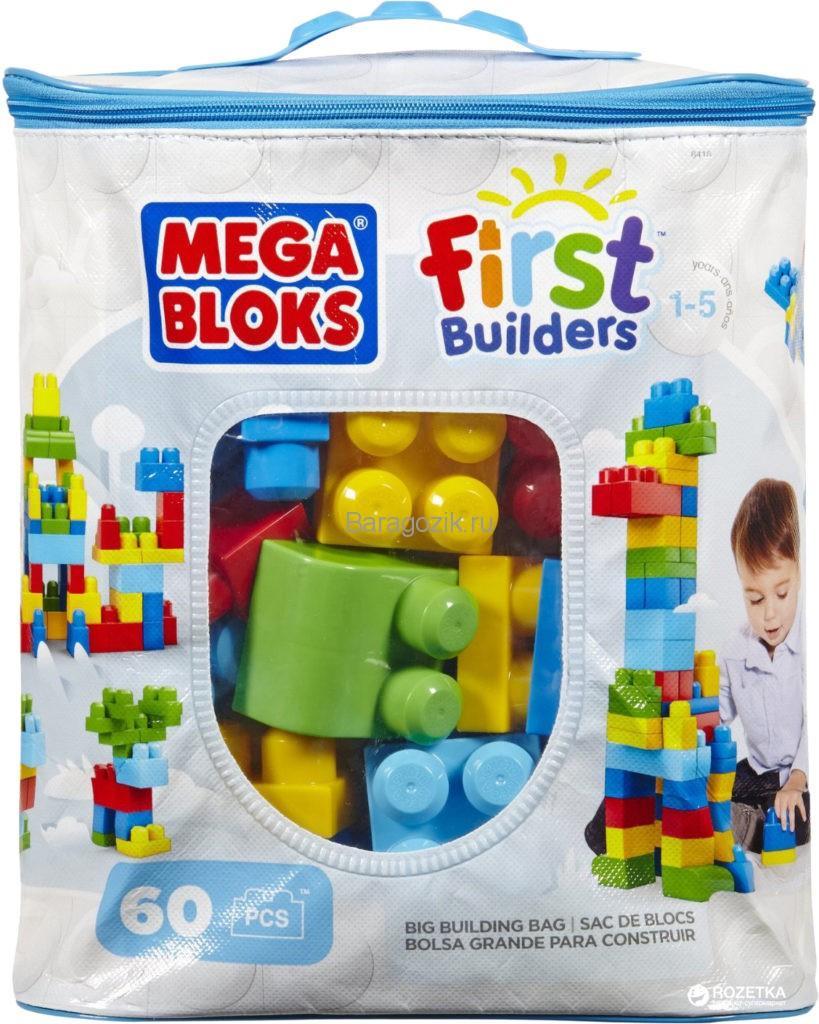 Mega Bloks конструктор