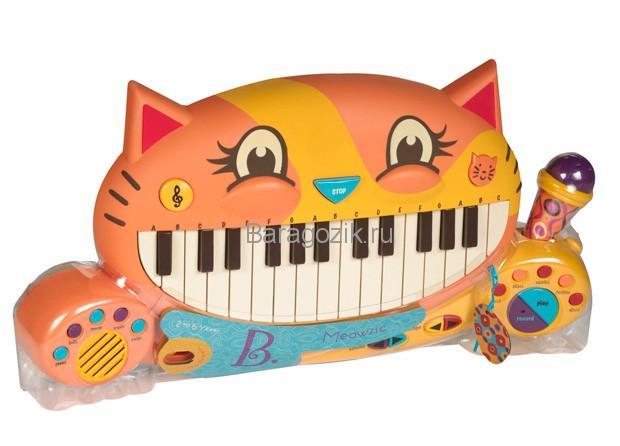 громкие музыкальные игрушки