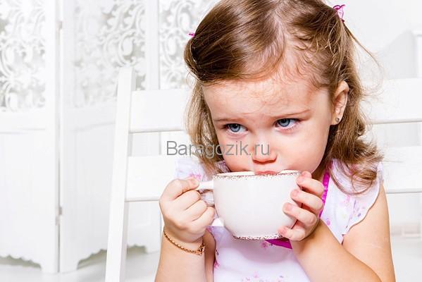 Чай для ребенка