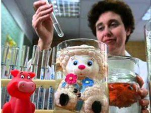 обзор вредный детских игрушек