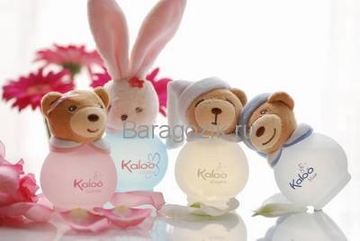 духи для младенцев