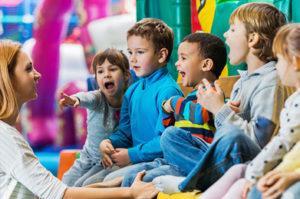 Логоритмика для детей