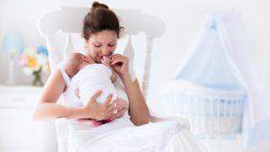 еда в первые дни после родов