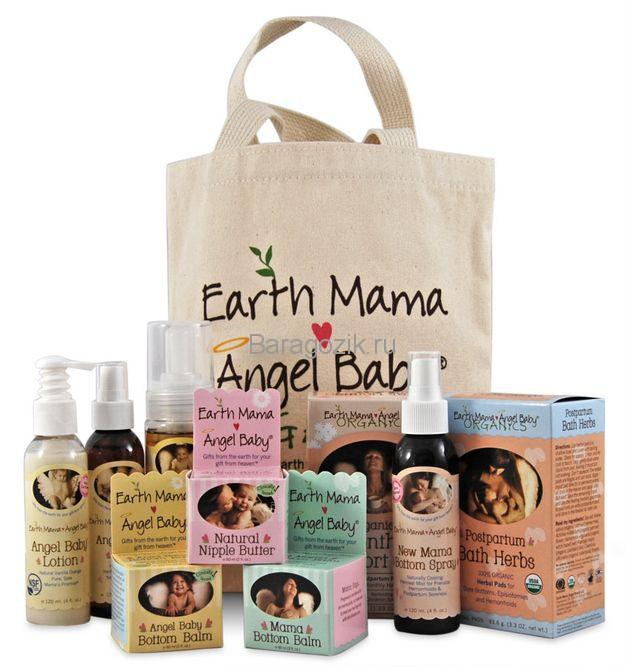 Earth Mama Angel Baby для детей