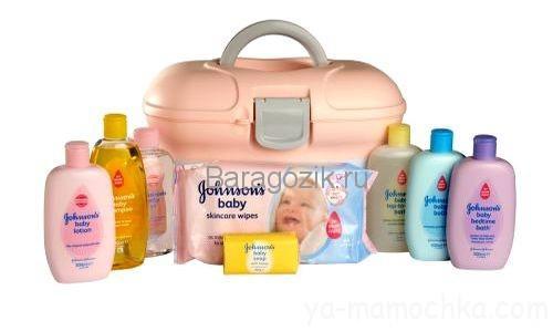 JOHNSONSBABY для новорожденных