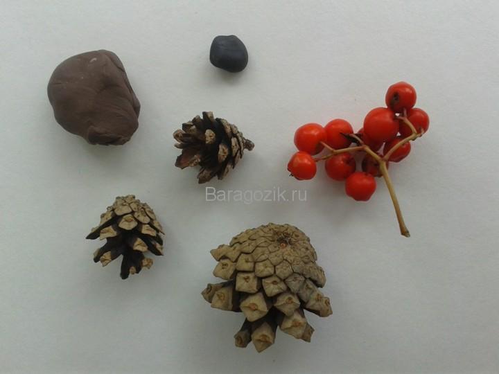 Осенний лес 6