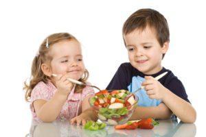 сбалансированное питание у детей