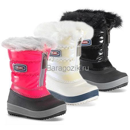 мембранная обувь для детей Olang
