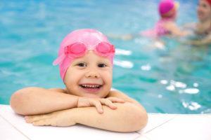список вещей для ребенка для бассейна