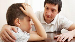 Признаки реактивного расстройства привязанности у детей