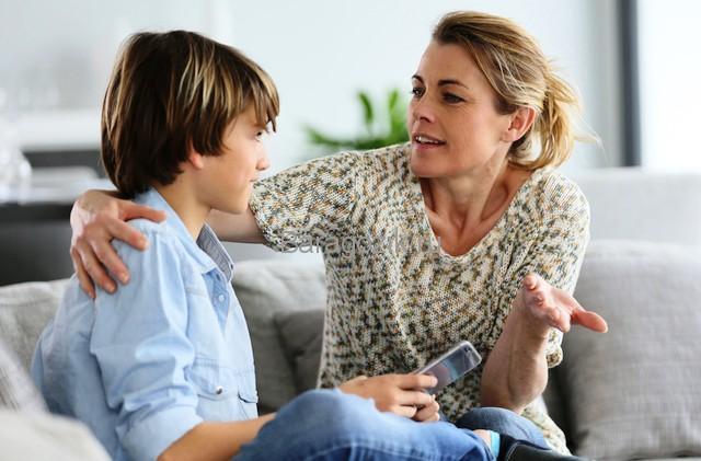 Разговор с подростком