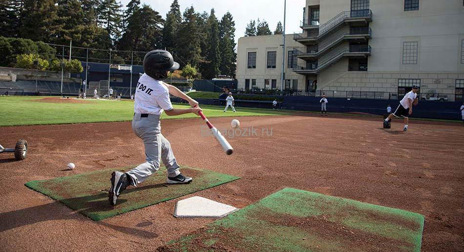Воспитание детей в Америке - спорт