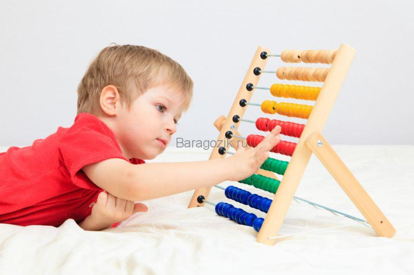 Мальчик со счетами