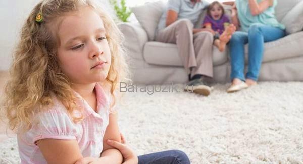 Ребенок не любит других