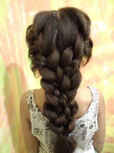 Сплетаем косы