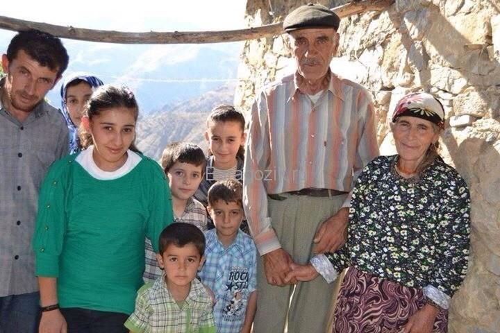 Армянская семья