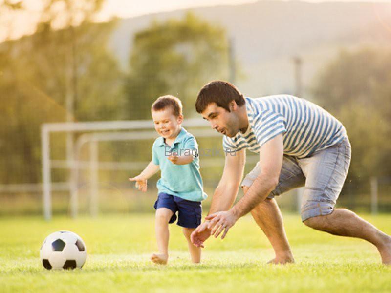 игры с маленькими детьми в мяч