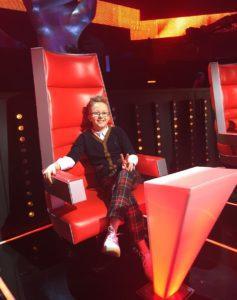 Эдуард в кресле жюри