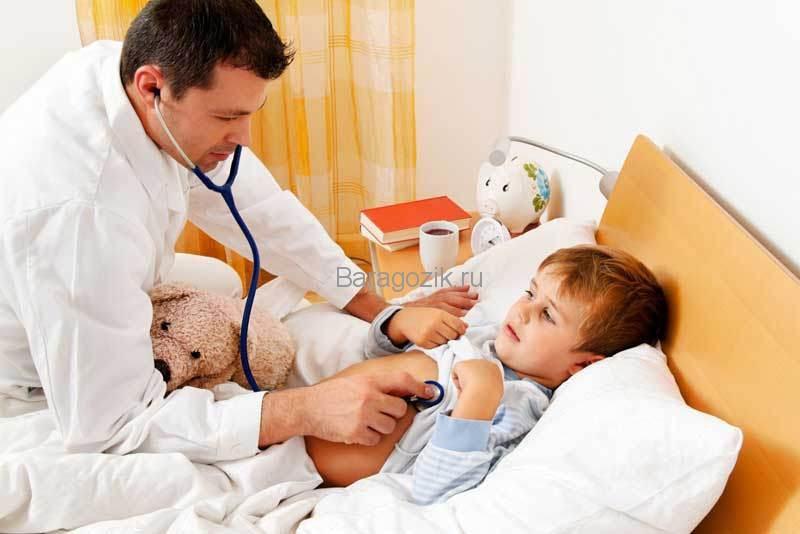Первая помощь ребенку при переохлаждении