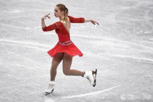 Дарья танцует