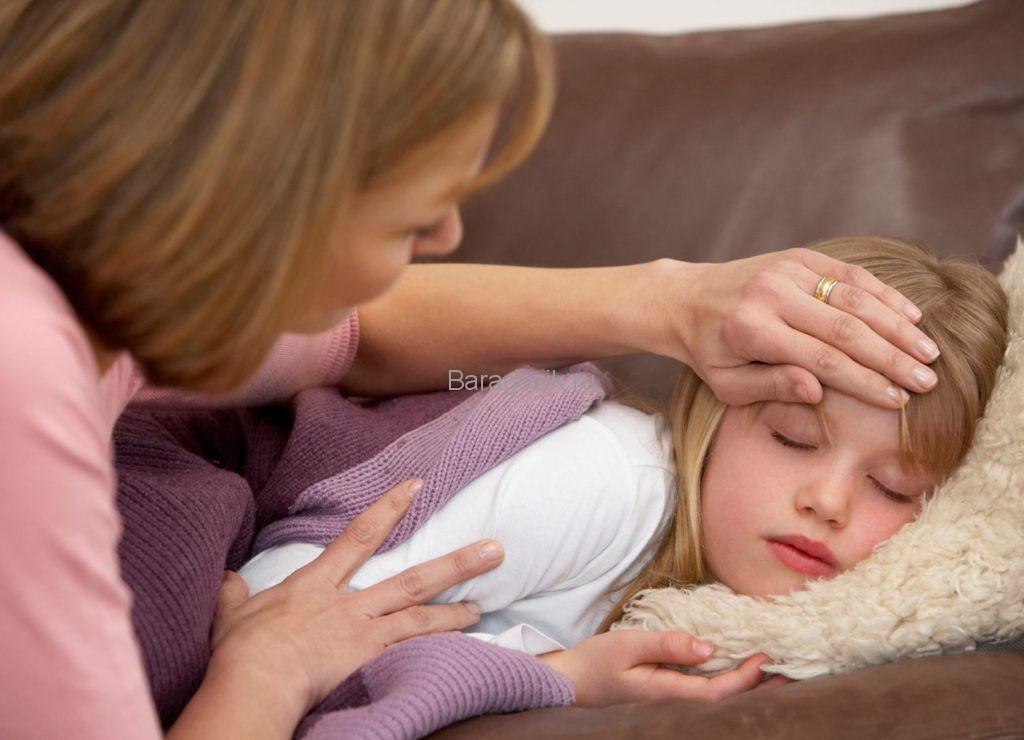 Лечение цитомегаловируса у детей