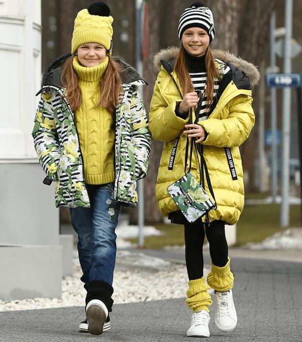 Желтые куртки Гулливер