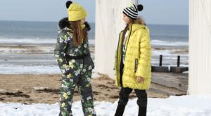 Зимняя одежда для детей Gulliver3